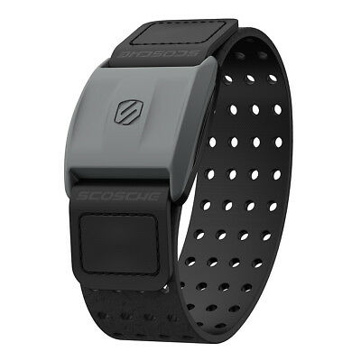 Scosche RHYTHM+ Armband Heart Rate Monitor with Bluetooth ANT+ Connectivity