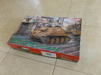 1/35 Scale Dragon, Jagdpanther Sd.Kfz.173 early version