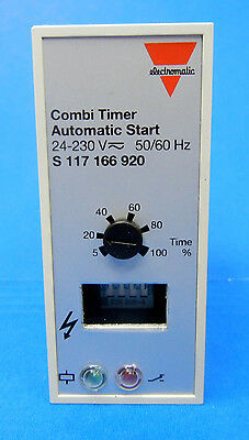 Electromatic S 117 166 920 Combi Timer Automatic Start