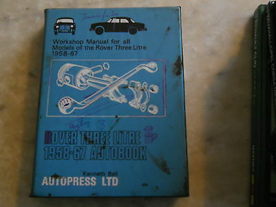 Autopress Holden Straight Six 1948 - 66 Manual Number 239