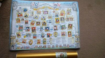 NEW Phoenix trading Amanda Loverseed kings and queens poster-ex trader stock