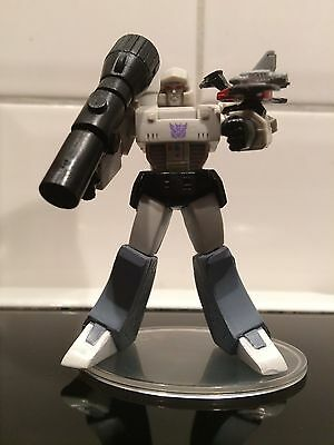Transformers Generation 1 SCF Act 4 Megatron With Box - Takara