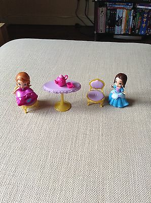 Sofia The First Mini Doll And Tea Party Set