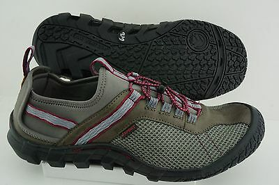 JSPORT by Jambu Men's Solar Water Shoes PM16SOL-19 Gray/Red Mens Sz 9M US