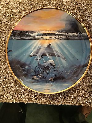 Franklin Mint Collection Plate