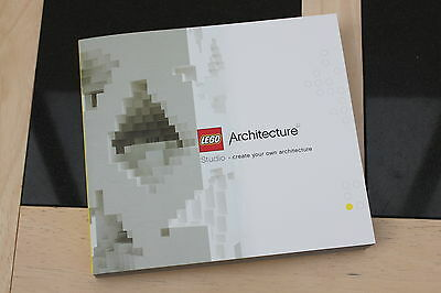 LEGO Book from Architecture Studio 21050 - brand new - no LEGO included