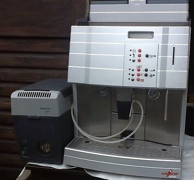 schaerer Ambiente bean to cup coffee machine