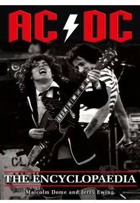 AC/DC The Encyclopaedia by Malcolm Dome New Book
