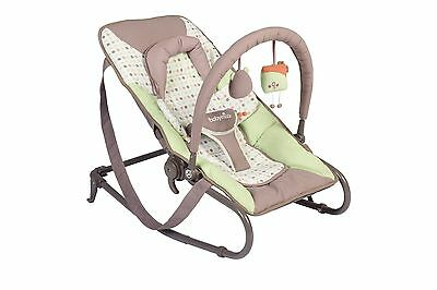 Babymoov Bubble Bouncer Almond/Taupe