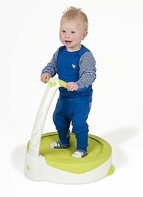 TP Activity Baby Bubble Bouncer Lime/White