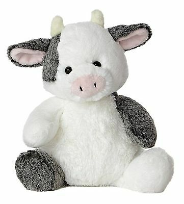 """Clementine Cow Sweet and Softer 12"""" Stuffed Animal"""