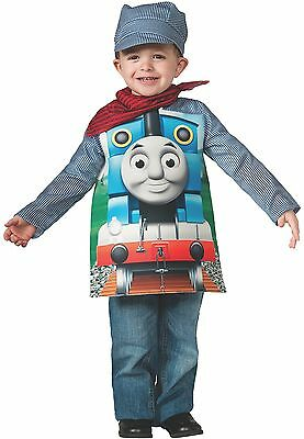 Rubies Costume Thomas and Friends Deluxe Thomas the Tank Engine and Engineer ...