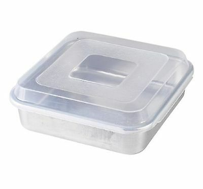 Nordicware 10 x 10 Pan with Lid 9 Inch
