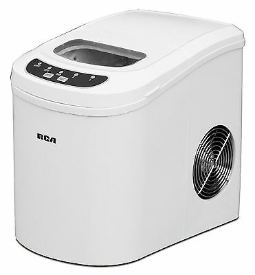 Igloo Counter Top Ice Maker White