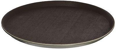 Winco Easy Hold Round Tray 14-Inch
