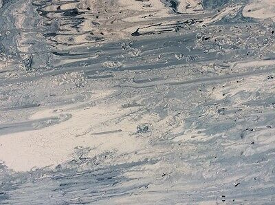 ORIGINAL PAINTING ART ON 100x250cm CANVAS TEXTURED THICK PAINT