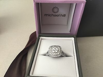 Engagement Ring, Never Worn, Michael hill