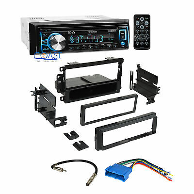 Boss Car Radio Stereo Dash Kit Harness for 1994-2004 Buick Cadillac Oldsmobile