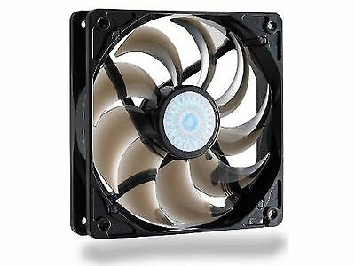 Sleeve Bearing 120mm Silent Fan for Computer Cases Cpu Coolers and Radiators