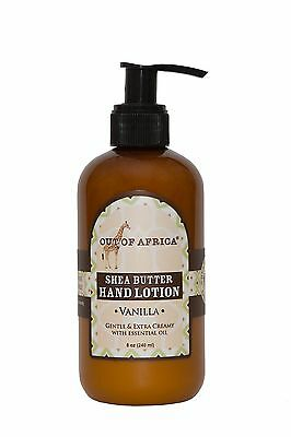 Out of Africa Vanilla 8 Ounce
