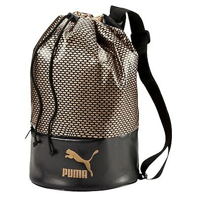 Puma Archive Bucket Tote Bag Puma Black/Gold/Grap United States Carry-On