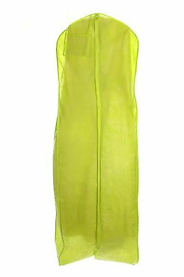 Brand New Lime Breathable Wedding Gown Dress Garment Bag by BAGS FOR LESSTM