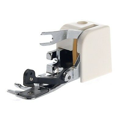 Tinksky Multi-functional Sewing Machine Side Cutter Presser Foot for Brother ...