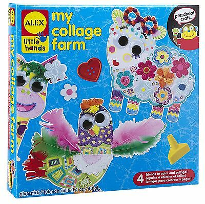 ALEX Toys - Early Learning My Collage Farm - Little Hands 520W