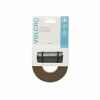 VELCRO Brand-One-Wrap: for Cables Wires and Cords-12-Feet X 3/4-Inch Roll-Coy...