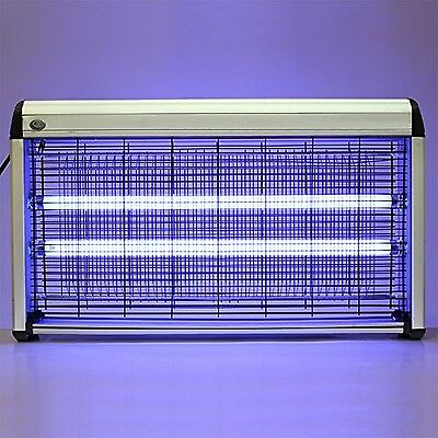 XtremepowerUS 40W Electronic Indoor/Outdoor Insect Killer Bug Zapper