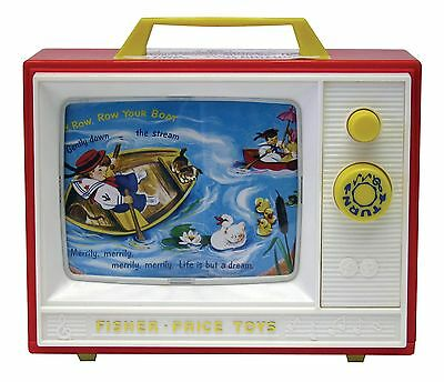 Fisher-Price Classic Toys - Two Tune TV Television