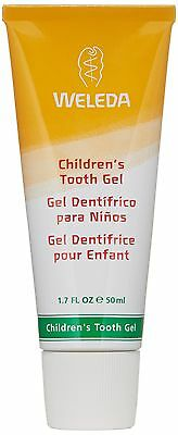 Weleda Childrens Tooth Gel 1.7-Ounce