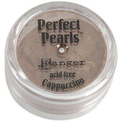 Ranger PPP-30690 Perfect Pearls Pigment Powder Cappuccino