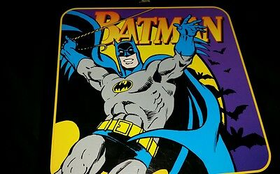 Dc Comics Batman Lunch Tin
