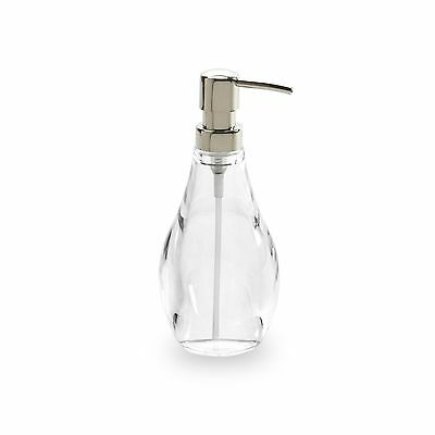 Umbra Droplet Acrylic Soap Pump Clear