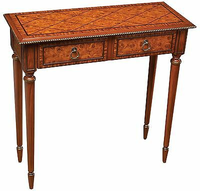 Sterling 6003328 Fraser Traditional Asian Hardwood Hand Painted Hall Table 30...