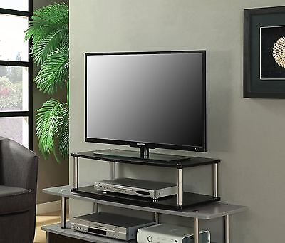 Convenience Concepts 151304 XL 2-Tier TV Swivel Board for Flat Panel TV's Up ...