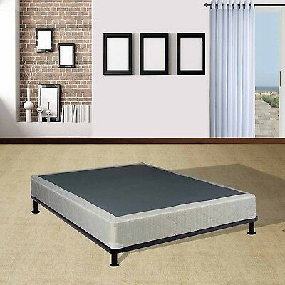 Continental Sleep Fully Assembled Full Box Spring For Mattress  Luxury Collec...