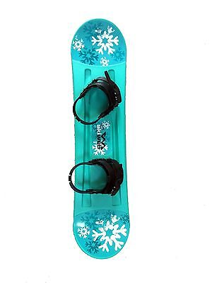 Child's Starter Snowboard 95cm With Bindings