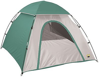 """Stansport """"Adventure"""" Backpackers Dome Tent (Forest Green/Tan 78 by 66 by 43-..."""