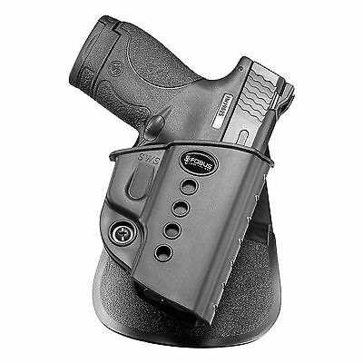 Fobus SWS Paddle Holster Fits Walther PPS/CZ 97B/Taurus 709 Slim 708 740 Righ...
