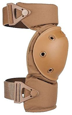 ALTA Tactical  Contour Knee Pads - Flexible Round Coyote (52913.14)