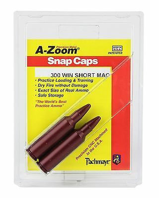 A-Zoom 300 WSM Precision Snap Caps (2 Pack)
