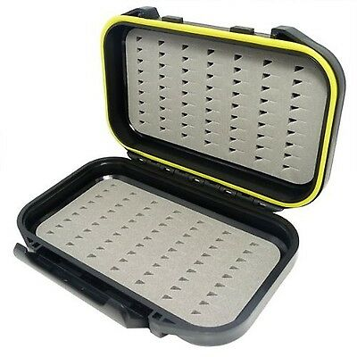 Amurleopard One Fly Fishing Tackle Box HB22B