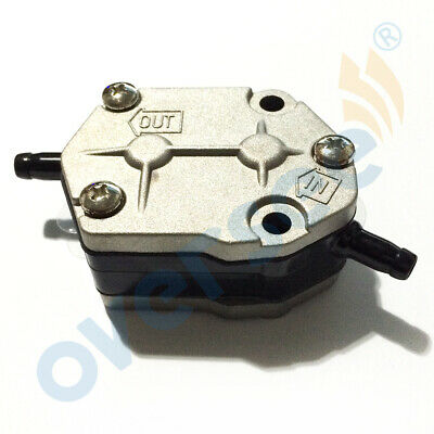 Fuel Pump 356-04000-1 For Tohatsu Nissan Outboard 25 30 35 40 50 60 75 90 115HP