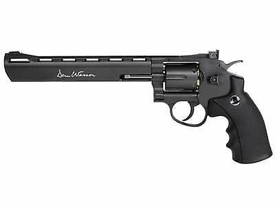 ASG 16183 Dan Wesson 8-Inch CO2 Powered Airsoft Revolver