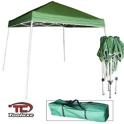 Tooluxe 61649L Easy up Pop up Tent/Canopy with Instant Folding 10x10-Feet