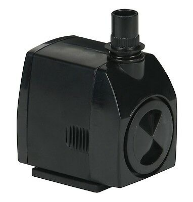 Little Giant 566717 290 GPH Submersible Magnetic Drive Statuary Fountain Pump...