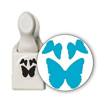 Martha Stewart Crafts Punch 3-In-1 Classic Butterfly