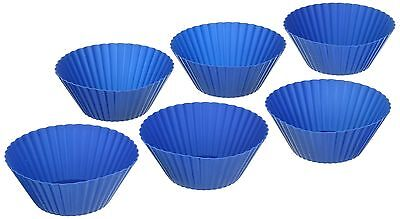 Le Creuset Silicone 6-Piece Baking Cups Marseille